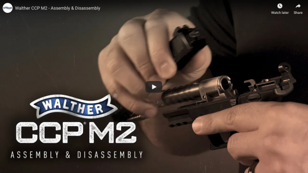 CCP M2 cleaning and maintenance
