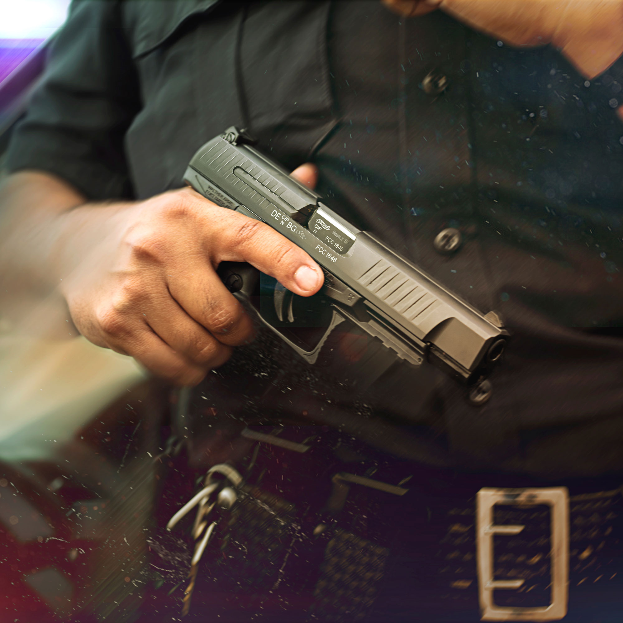 Walther Professional Law Enforcement